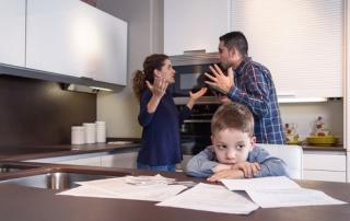 positive parenting through divorce