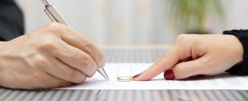 divorce court paperwork